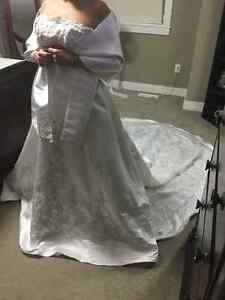 Wedding dress for sale. Strathcona County Edmonton Area image 1
