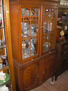Antique Duncan Phyfe China Cabinet