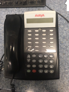 Avaya 18 and 18D Commercial Phones