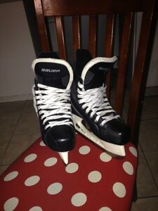 Patins a glace Bauer supreme.size 8
