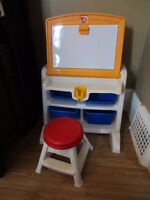 'Step 2' children's art desk