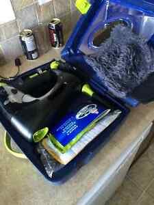 Kit lavage d'auto