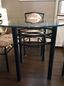 Kitchen / dining room table set