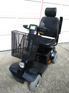 Mobility scooter - heavy duty