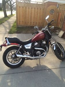 1983 Honda Shadow 500