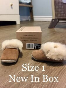 Minimocs size 1 new in box
