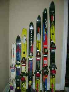 Downhill skis for kids