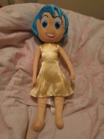 Inside Out Joy Plysh Doll