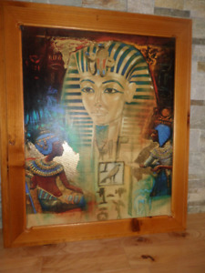 toile Egyptienne