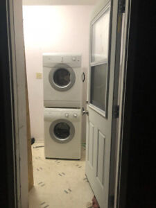 24 inch whirlpool washer and dryer for sale