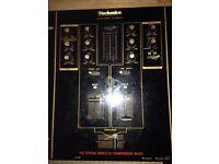 Technics dmc mixer shdj 1200