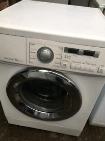 Washing machine, LG