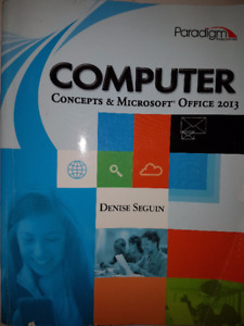Computer Concepts & Microsoft Office 2013