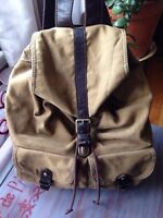 Fossil traveller backpack (good condition)