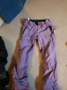 Ladies Snowboard pants