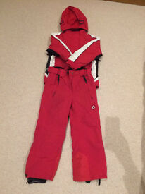 Ski outfit for child
