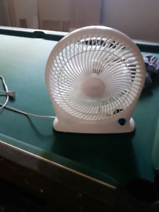 Fan - small about 12 inches