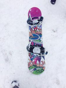 Nice snowboard for kids