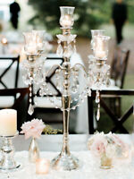 Centerpiece Rentals/Wedding Decorations