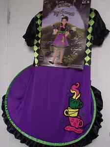 Mad Hatter Child Costume Size M