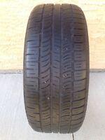 One P 235/45/R20 AllSeason Pirelli Scorpion Zero - Lots of tread