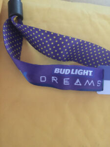 Budlight Dreams Festival General 2-day Wristband
