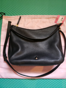 Brand new black shoulder bag