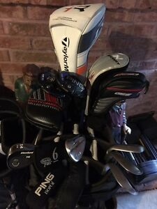 PING CALLAWAY CLEVELAND TAYLORMADE Golf Clubs