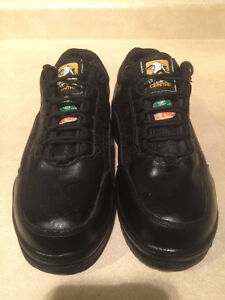 Women's Work Centre Steel Toe Work Shoes Size 6 London Ontario image 4