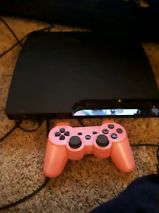 PS3 and 3 games