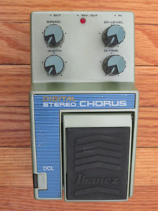 Ibanez DCL Digital Stereo Chorus - 80's Vintage! Now@ Erie Music