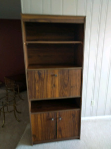 Office cabinet wall unit