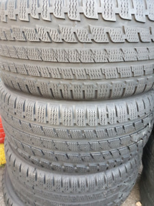 255/45R18 KUMHO, 4 WINTER TIRE FOR SELL