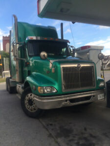 2007 International I9400  ORIGINAL KMS