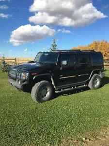 2004 HUMMER H2 Adventure SUV, Crossover