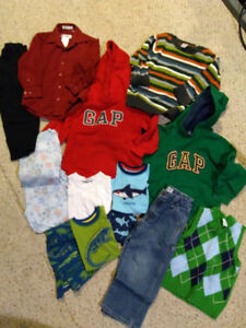 Boys lot clothes - Size 4-5