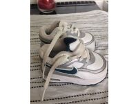 Size 4 Nike infant trainers