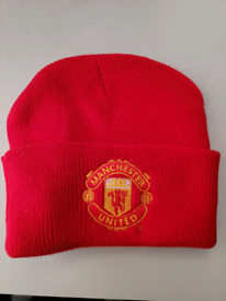 Manchester United Beanie RRP £28.99.