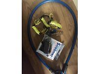 Lock equipment for motorbike