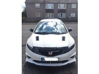 HONDA CIVIC TYPE R FN2 LIMITED EDITION
