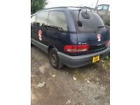 Toyota Lucida 2.2 diesel ( for parts)