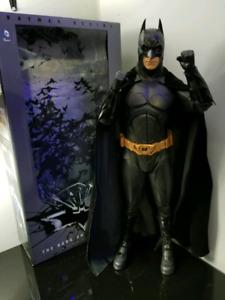 NECA 1/4 BATMAN DARK KNIGHT TRILOGY