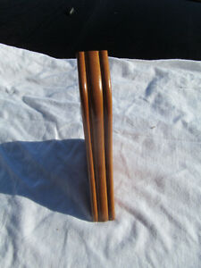 Wood Curtain Rods with Brackets- 5 Rods London Ontario image 5
