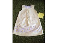 Baby girl occasional dress age 18-24 months