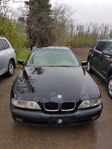 1999 BMW 5-Series 528i Sedan Sunroof Manual