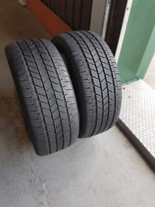 215/50R17 COOPER LIFE MARK, 2 SUMMER TIRE FOR SELL