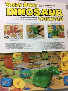 Dizzy dizzy dinosaur board game from 1987 - 100% complete London Ontario image 8