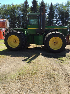 1988 JD 8650/1983 JD 8650/1988 GMC Tag Truck