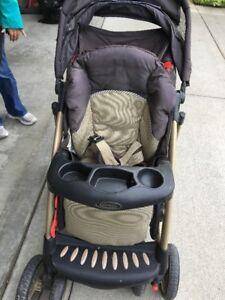 Pack n' Play & Stroller for Children