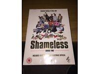 Shameless series 2 DVD